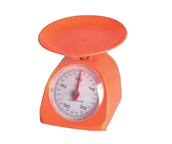 spring weight scale