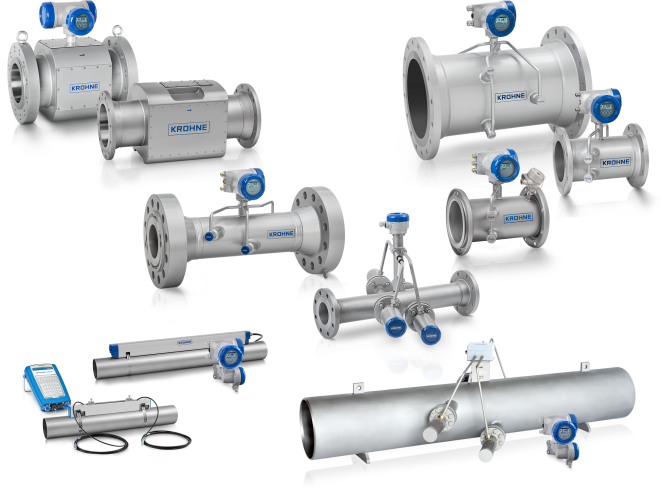 ultrasonic-flowmeters
